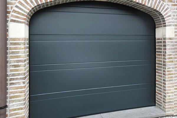 Portes De Garage Standard En Bois Ou Portes Int Gr Es L