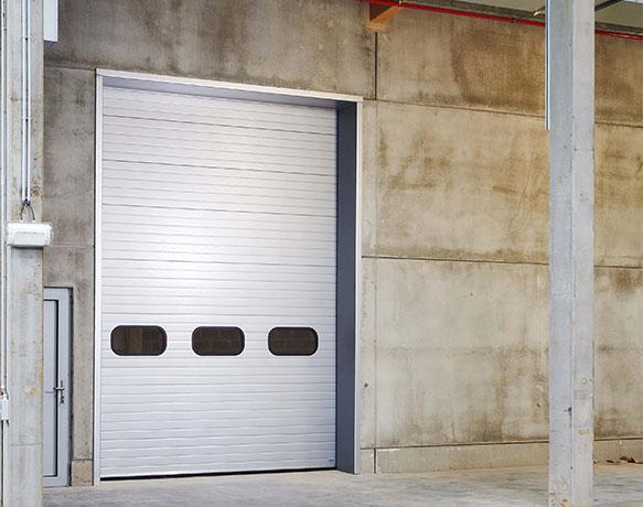 Portes De Garage Pour Particuliers Et Entreprises L Door